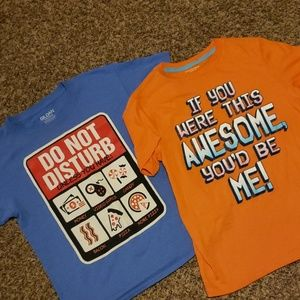 Other - 3/$12 Boys shirts